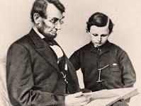 Чети с Ейбрахам Линкълн