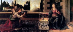 800px-Leonardo_da_Vinci_Annunciation