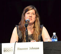 200px-Maureen_Johnson