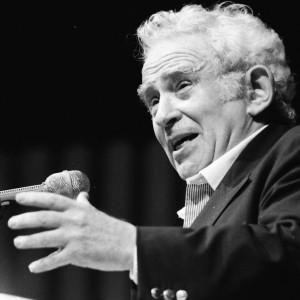 Norman Mailer, Miami Bookfair International, 1988