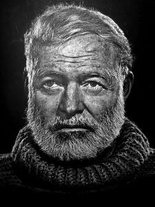 450px-Ernest_Hemingway-Karsh