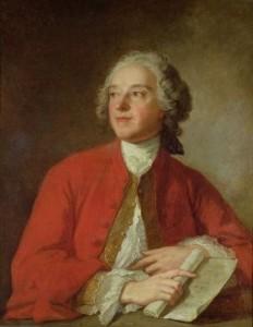 D'après Jean-Marc Nattier, Portrait de Pierre-Augustin Caron de Beaumarchais (BMCF)