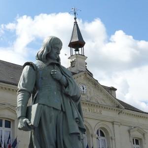Statue_de_René_DESCARTES_-_Jean-Charles_GUILLO