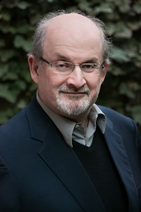 Salman Rushdie by Beowulf Sheehan
