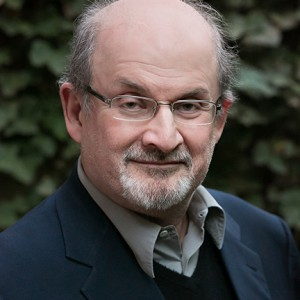 Salman Rushdie by Beowulf Sheehan