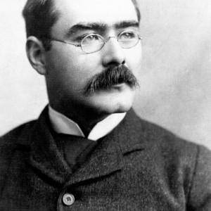 RUDYARD KIPLING English writer born 1865 in India. Died 1936 in England.