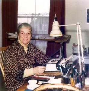 Peggy Fortnum