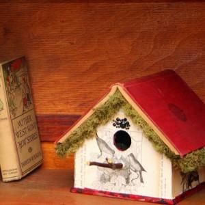 Book-Birdhouses