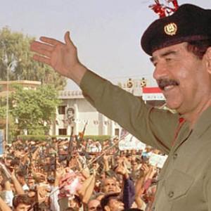 Saddam-Hussein