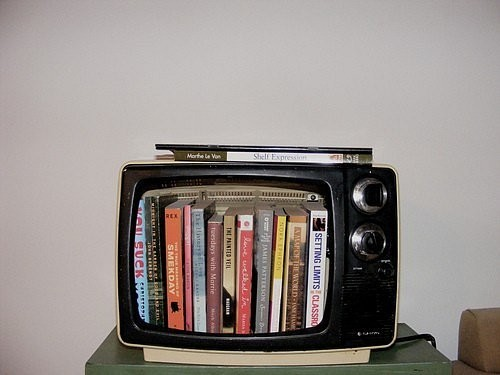 books-vs-television