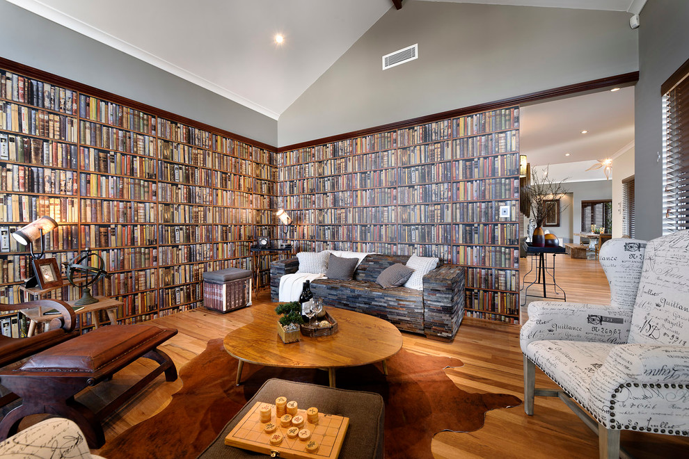 floor-to-ceiling-bookshelves-family-room-contemporary-with-none