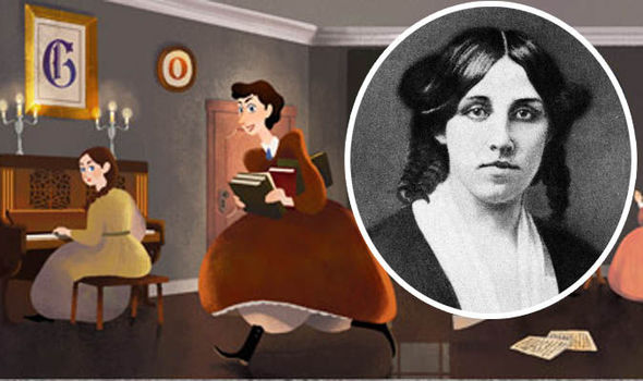 google-doodle-louisa-may-alcott-novelist-author-737667