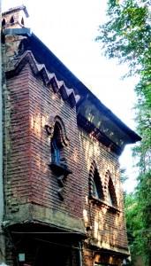 Къщата на Сирак Скитник, Борова гора 28