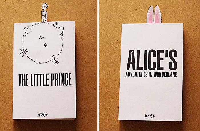 За почитателите на Малкия принц и Алиса
