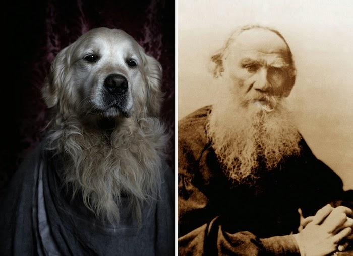 Аки, а до него - Толстой