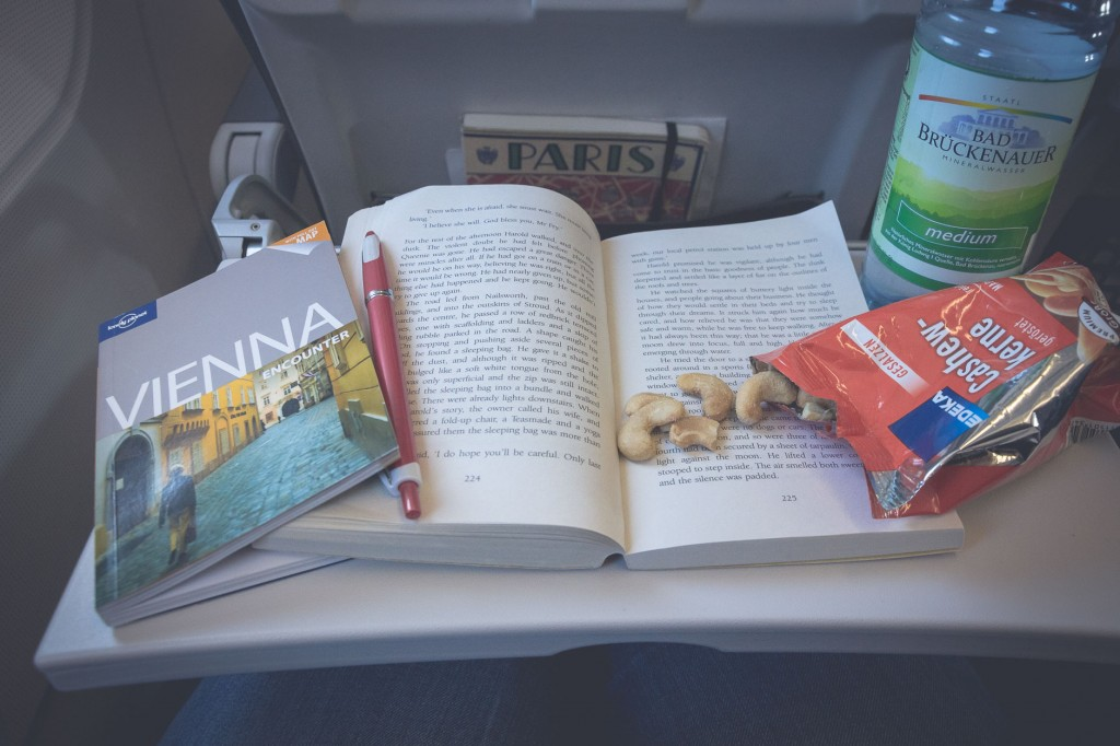 Reading-on-the-plane-to-Vienna