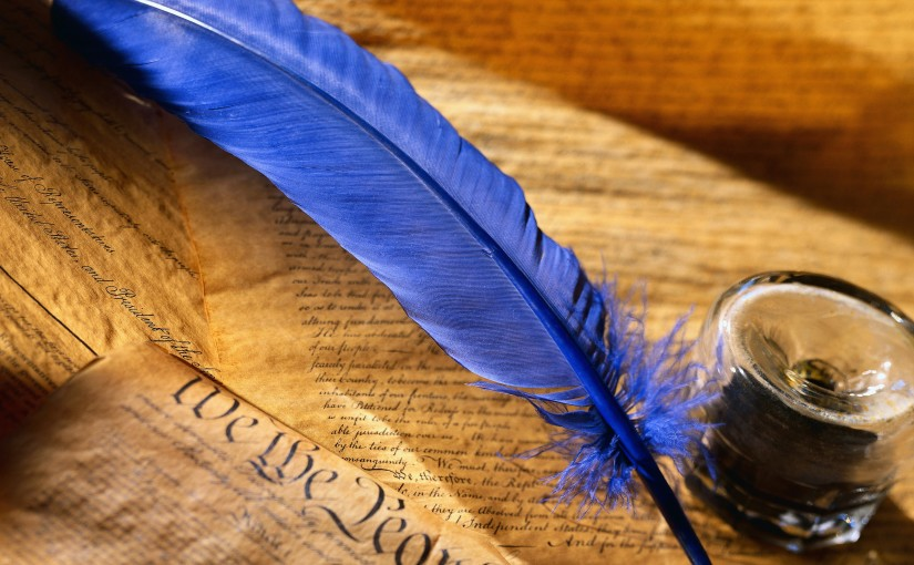 Blue-Writing-Feather-825x510