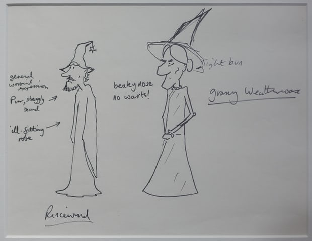 ил.4.скица Ринсуинд