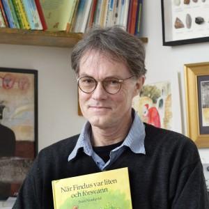 Sven Nordqvist Foto: Stefan Nilsson