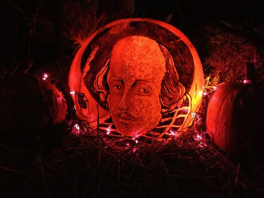 shakespeare-jack-o-lantern