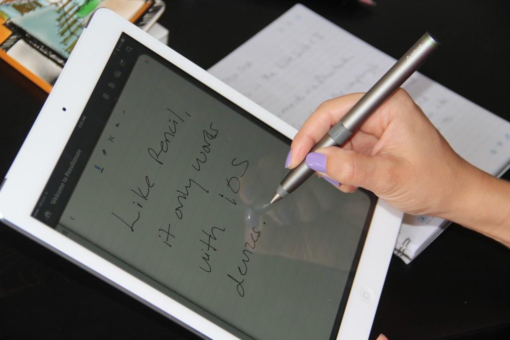 ил.1.писане на ръка