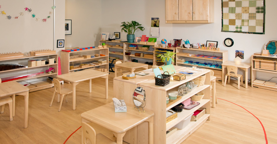 Montessori Classroom 1 Listing