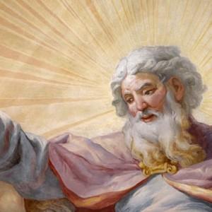 ил.1.Бог от Майкъв Ротмайър