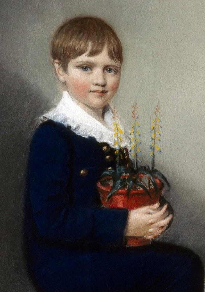 ил.1.малкият Дарвин