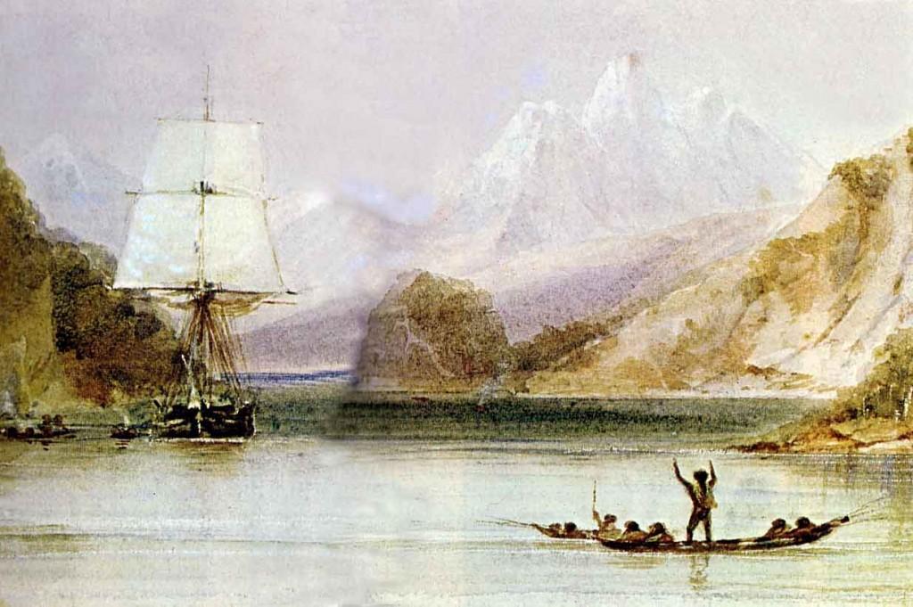 ил.2.тътешествие с Бийгъл