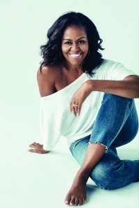 Michelle Obama Author Photo_White_Copyright Miller Mobley