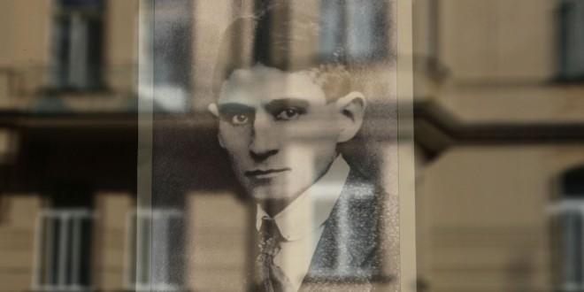 Тетрадка на Кафка, в която писателят се е упражнявал по иврит