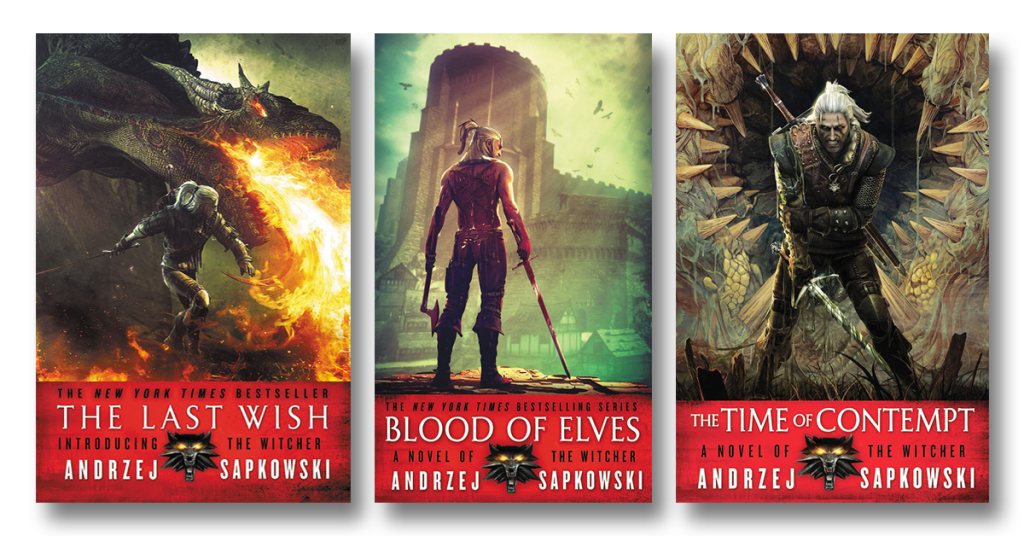 The-Witcher-Books-in-Order-Featured-Image