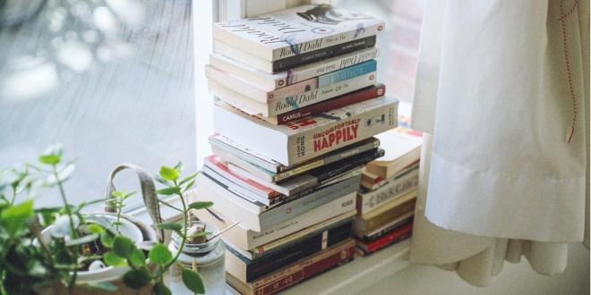 declutter-books