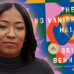 author britt bennett and her latest book the vanishing half