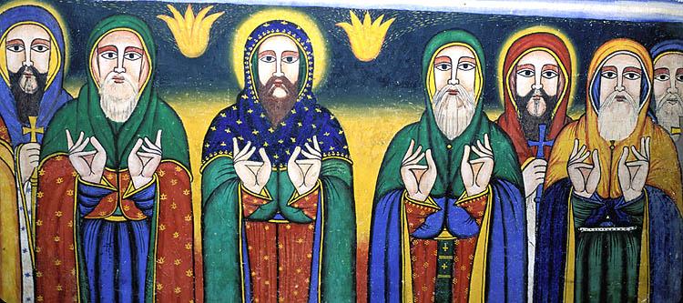 Ethiopian_9_Saints_Mural_Axum