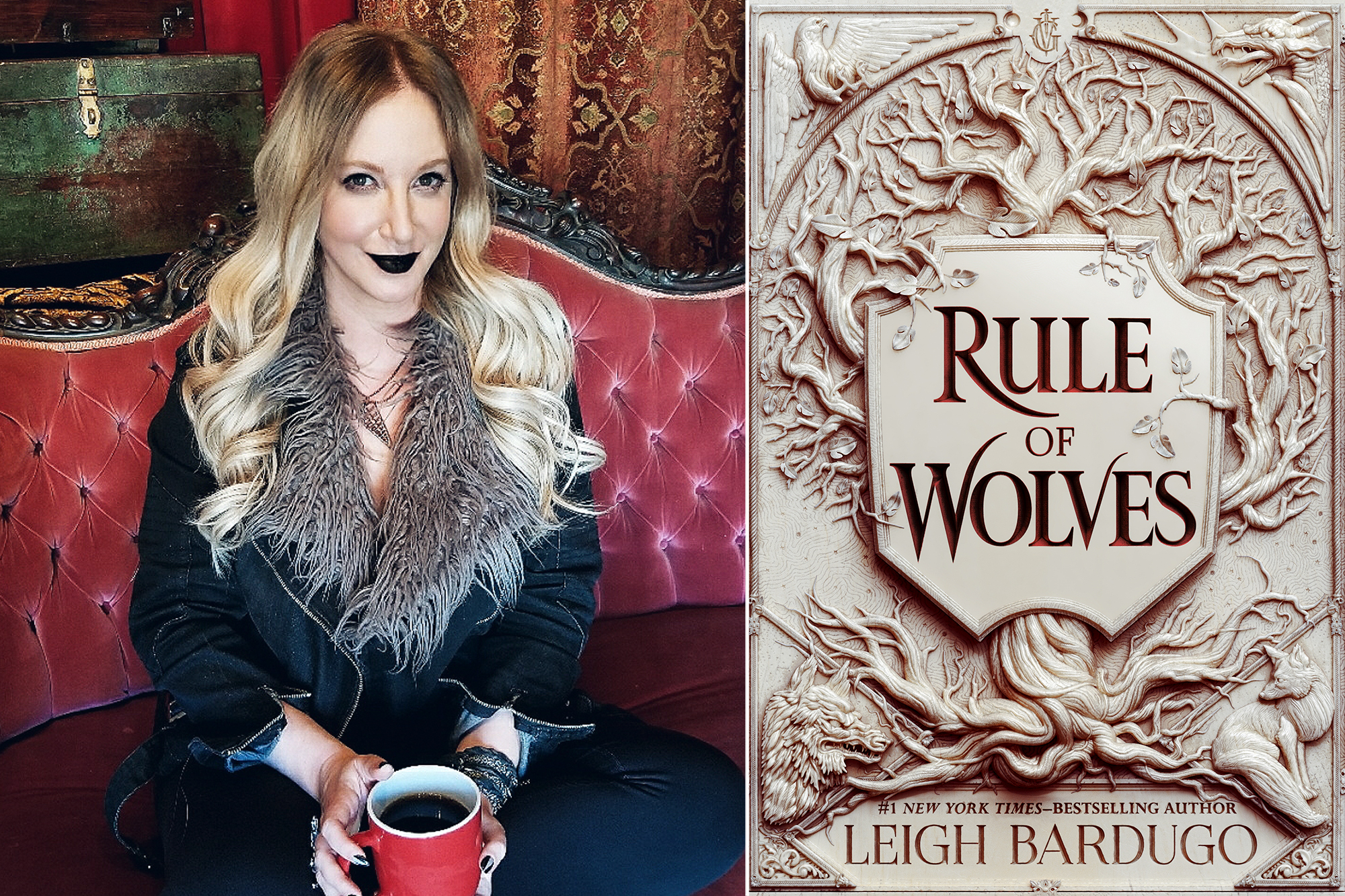 Leigh Bardugo_Rule-of-Wolves