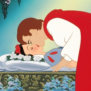 SNOW WHITE AND THE SEVEN DWARFS, Snow White, Prince Charming, 1937