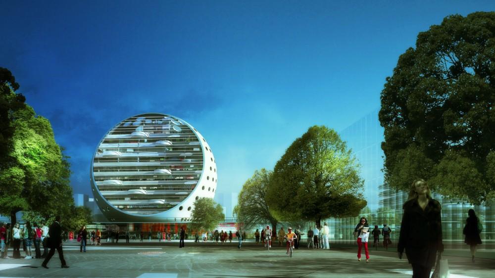 университетская библиотека Дуйсбурга-Эссена