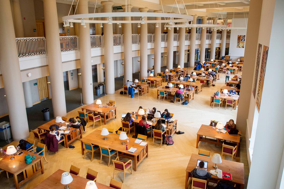 Grainger Engineering Library.